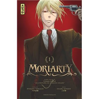 MoriartyMoriarty the patriot