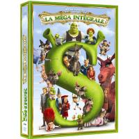 Coffret Shrek La Quadrilogie DVD