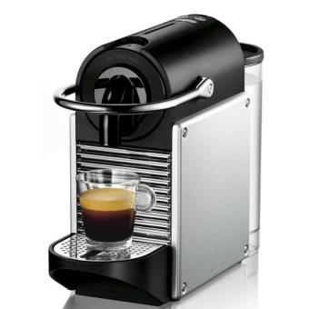 expresso capsules nespresso magimix pixie gris m tal achat prix fnac. Black Bedroom Furniture Sets. Home Design Ideas