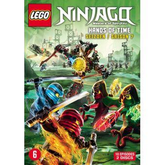 Lego ninjago masters of spinjitzu saison 7 bil dvd - Ninjago saison 7 ...