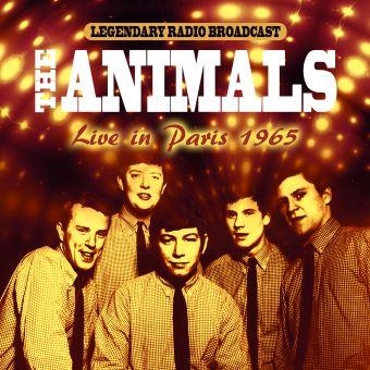 Live in paris 1965/legendary radio broadcast