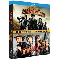 Coffret Zombieland Blu-ray