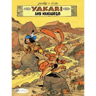 Yakari - tome 11 Yakari and Nanabozo