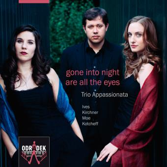 Gone into night are all the eyes