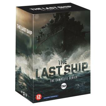 The Last ShipCoffret The Last Ship Saisons 1 à 5 DVD
