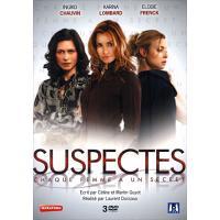 Suspectes - Coffret - Les 8 épisodes