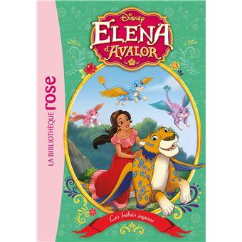 Elena d'AvalorLes Bébés jagons