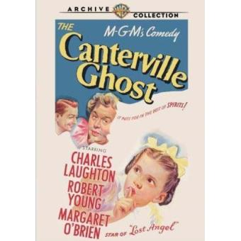 Mono/canterville ghost / full bandw/b&w