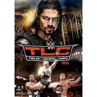 TLC 2015 Tables Ladders Chairs DVD