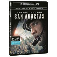 San Andreas Blu-ray 4K Ultra HD