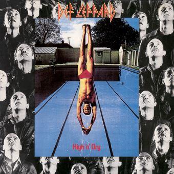 High 'N' Dry - LP 12''