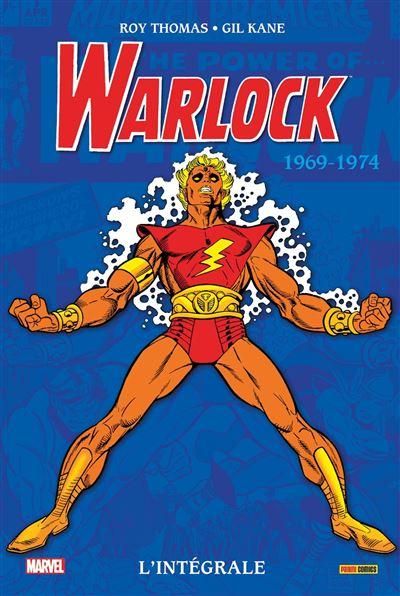Adam Warlock : L'intégrale T01 (1969-1974)
