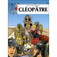 Alix raconte cleopatre
