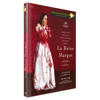 La Reine Margot Digibook Blu-ray