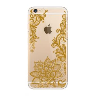 MOXIE CRYSTAL CASE LACE IPHONE 6/6S GOLD