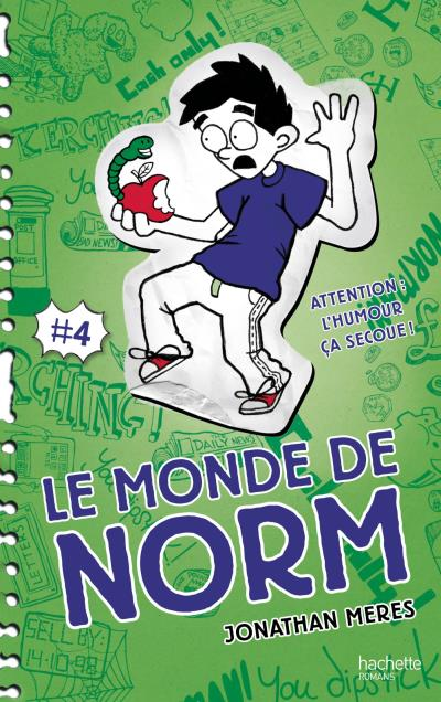 Le Monde de Norm - Attention : l'humour, ça secoue !