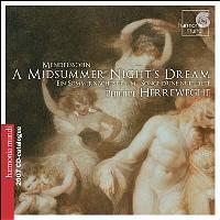 A Midsummer Night's Dream - Edition limitée catalogue Harmonia mundi 2007