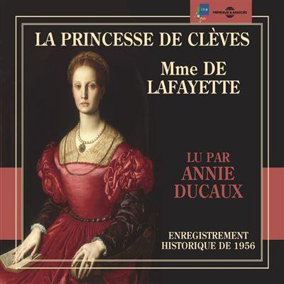 La Princesse de Clèves - Enregistrement historique de 1956 - 3561302880983 - 23,99 €