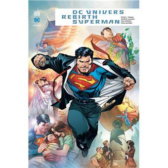 SupermanDc univers rebirth superman