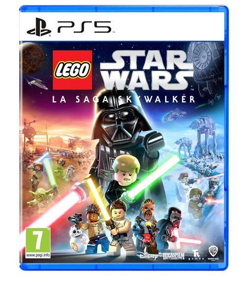 LEGO® Star Wars™: La Saga Skywalker PS5