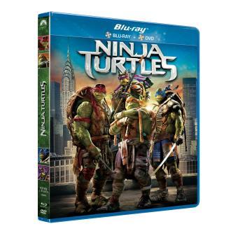 Ninja TurtlesNinja Turtles Combo Blu-Ray + DVD