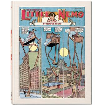 The complete Little Nemo 1905-1927