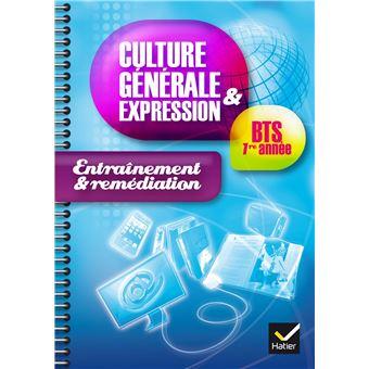 Culture generale 1ere