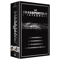 Coffret Le Transporteur 4 films DVD