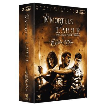 Conan - Les Immortels - L'aigle de la Neuvième Légion - Coffret