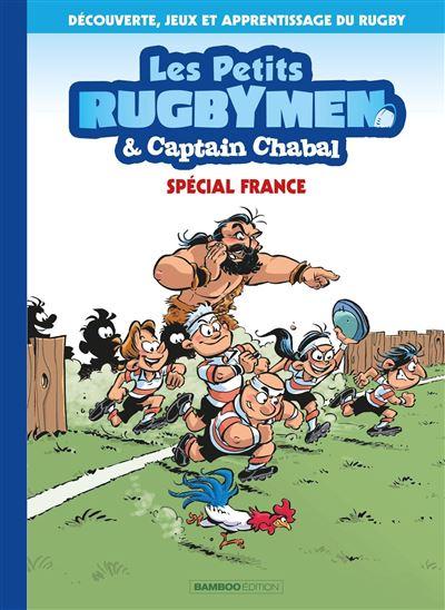 Les Petits Rugbymen & Captain Chabal