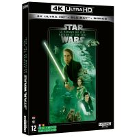 Star Wars Le Retour du Jedi Episode 6 Blu-ray 4K Ultra HD