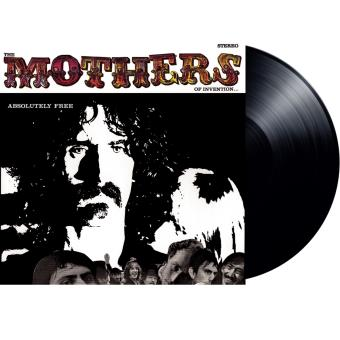 ABSOLUTELY FREE/2LP