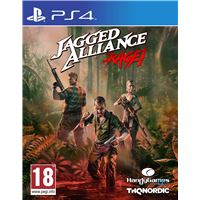 JAGGED ALLIANCE RAGE FR/NL PS4