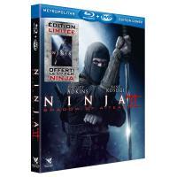 Ninja II : Shadow of a Tear Combo Blu-ray DVD