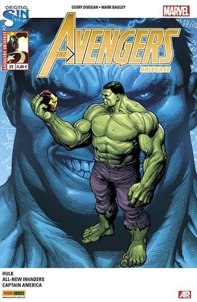 Avengers Universe - Tome 22 : Original Sin