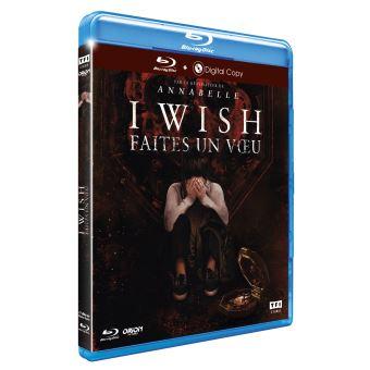 I wish : Faites un vœu Blu-ray