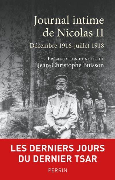 Journal intime de Nicolas II - 9782262076702 - 11,99 €