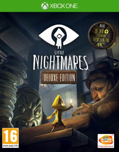 Little Nightmares Edition Deluxe Xbox One