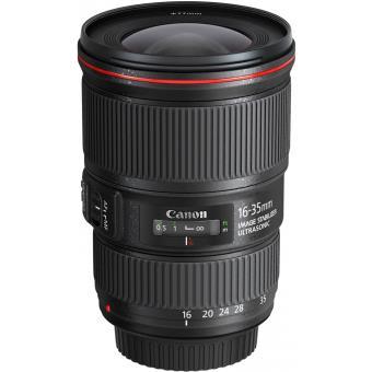 Canon EF 16-35 mm f/4 L IS USM Reflex Lens