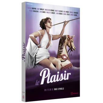Le plaisir DVD