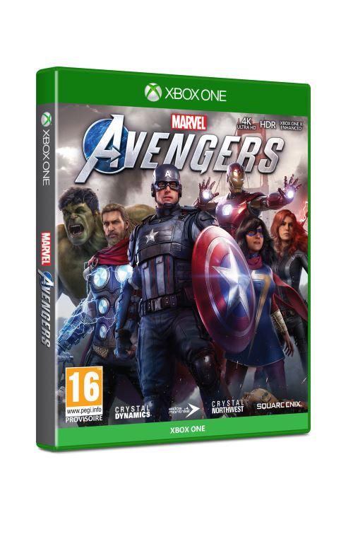 Marvels Avengers Xbox One