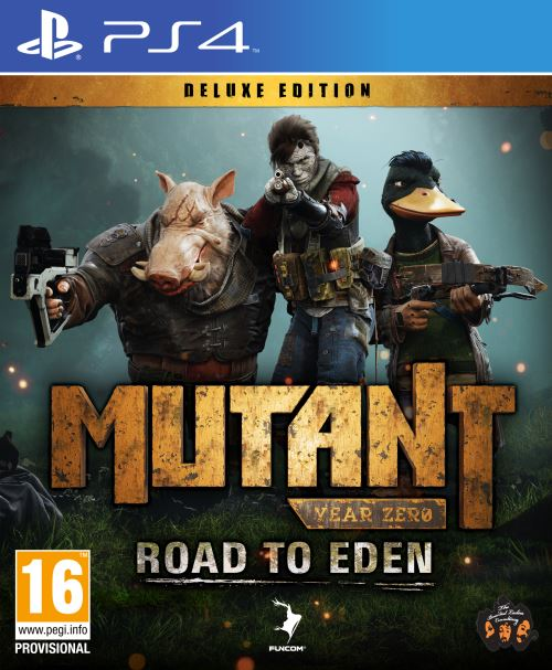 Mutant Year Zero Road to Eden Edition Deluxe PS4