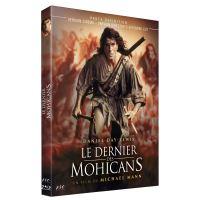 Le Dernier des Mohicans Blu-ray