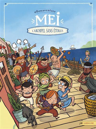 Mei l'archipel sans etoiles