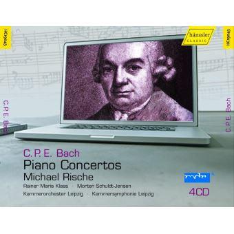 PIANO CONCERTOS/4CD