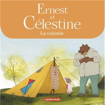 Ernest et CélestineLa colonie