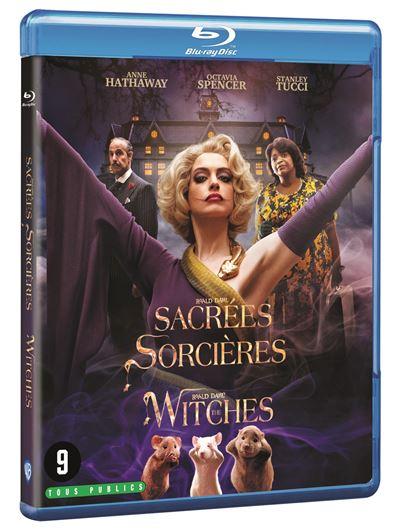 Sacrées sorcières