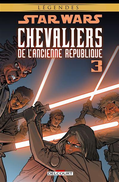 Star Wars - Tome 3 : Star Wars - Chevaliers de l'Ancienne République T3 (NED)