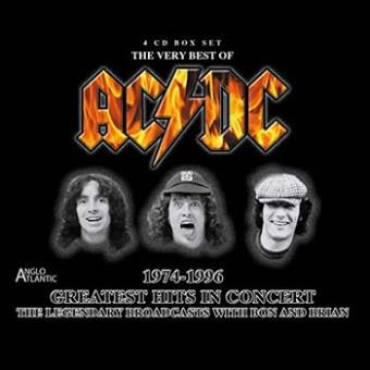 Greatest hits in concert the very best of 1971/1996