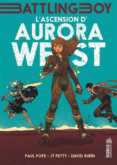 L'ascension d'Aurora West